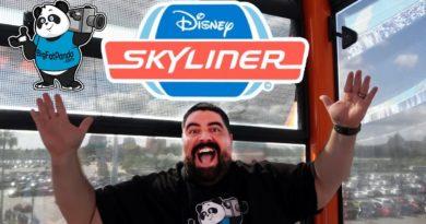 Disney Skyliner IN FLIGHT - Cast Member Previews