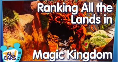 Which Magic Kingdom Land is the BEST? We're Ranking the 7 Lands of The Most Magical Place on Earth!