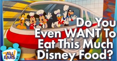 Do You Even WANT To Eat This Much Disney World Food?