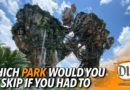 Which Walt Disney World Park Would You Skip If You Had To Pick One?