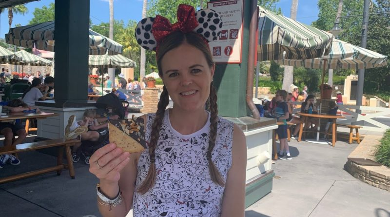Trying Two New Treats at Hollywood Studios