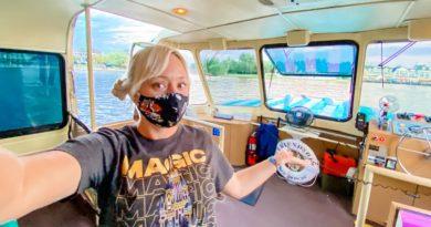 Disney Friendship Boats FULL TOUR 2021 - EPCOT, Beach Club, Swan & Dolphin, Hollywood Studios